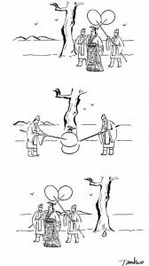 朋友圈裡尺度最大的漫畫,看完竟被治癒了!