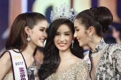 泰國變性人選美大賽結果出爐了!