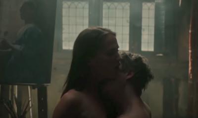 最性感「超模卡拉」在新片床戲中「身體被舌尖侵略」完全沒尺度的「肉慾叢林」,網友「根本都沒穿啊」