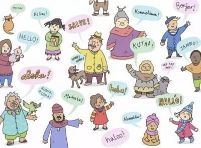 語言也是有性格噠! 測測你的英文是哪國人...