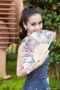 楊冪 迪麗熱巴 Angelababy 劉亦菲,紮馬尾最漂亮的女星?網友一致推薦是「她」!