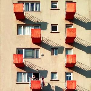 他是最「好色」的攝影師,用業餘水平將建築拍出了油畫之美,美到爆!