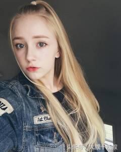 這名被網友封為「天使降臨」的丹麥正妹舞者大膽公布「妝前妝後對比」,沒想到酸民含淚喊「藍瘦香菇」!