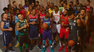 Nike秒掉adidas,就用了這款智能球衣,為賣衣服NBA明星也是拼了
