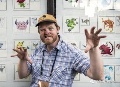 他狂改150個孩子的塗鴉,拯救3000張畫,成為6個孩子最棒的老爸