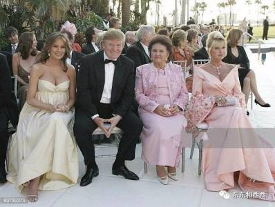 史上第一次,總統夫人和前妻撕起來了,場面好爆……