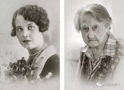 他翻拍十幾位百歲老人年輕時舊照… 這漫長又短暫的100年,無限感慨