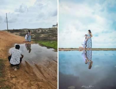 「看著漂亮,累死攝影師」,這個男人的一波照片,道出了攝影師們的辛酸...
