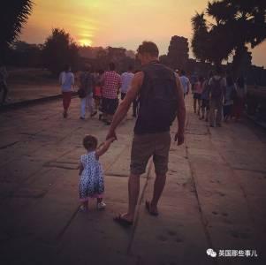別的媽媽產假手忙腳亂照顧孩子…而她,竟然跑出去週遊世界了…