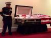 為了戰友,83歲的他,扔掉拐杖,穿上軍裝,以最有尊嚴的方式為他送行…