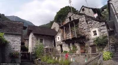 瑞士一個小鎮人口太少,倒貼巨款求人入住...然而網友們也不傻...