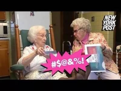 從小懟到大,103歲的時候懟98歲...這對毒舌姐妹,靠著每天互懟成了網紅...