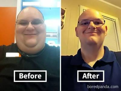 這群網友減肥後,居然像換了張仙女臉...人家胖會胖臉,瘦也會瘦臉...