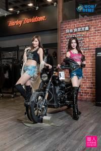 2018世界新車大展大揭密6:Harley-Davidson新車四大家族明星車款領先亮相