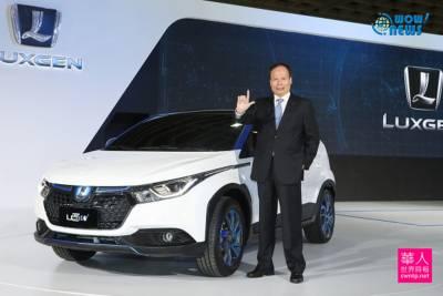 2018世界新車大展大揭密5:LUXGEN U5 EV+展示一鍵停車技術