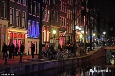 看似開放的荷蘭紅燈區,其實裡面藏汙納垢超級黑暗,賣身女在裡面竟天天遭受這些「非人待遇」