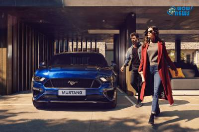 2018 New Ford Mustang 狂放動力再創巔峰 搭載全新SelectShift™ 10速手自排變速系統