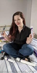 3000個情趣玩具,每週高潮20次,她覺得己轉行後無比幸運