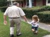 一個四歲的女孩在超市和一個老爺爺搭訕以後,治癒了一個孤獨的靈魂...