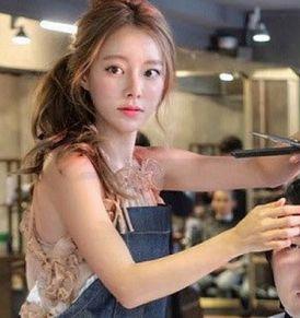 這位韓國女孩只做了一件事,卻讓超多韓國男性掏錢買單!