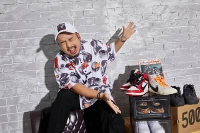 COOL 名人會客室 │ 鞋頭必收夢幻逸品 阿達 居然有這幾雙超猛球鞋 COOL 流行酷報