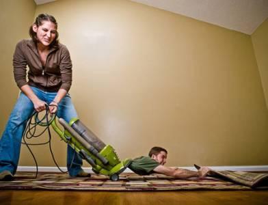 攝影師夫婦拍創意照片記錄別樣愛情生活