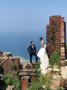 巨蟹座配雙魚座:「甜蜜到每天都像剛戀愛一樣!」 TVBS體育主播藍于洺愛情長跑10年娶回美嬌娘