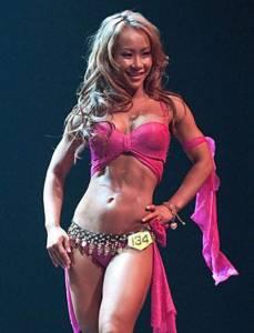 網友心中《最正健美小姐》你最喜歡誰呢 ▽ ?