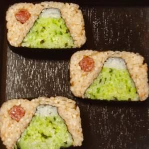 日本主廚制作創意壽司美味又養眼