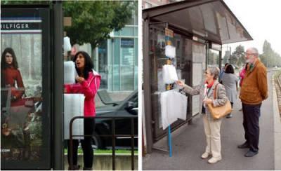 《貼心公車站》等公車的時候可以幹嘛咧?