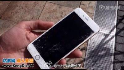 Iphone6開售好多天了全世界各地網友發來捷報