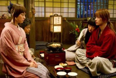 電影:神劍闖江湖&惡之教典 12月7號在台上映