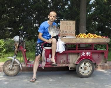 去中國當苦力的西方傭人