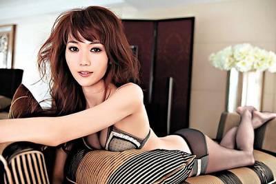 港版林志玲~~香港小姐林莉