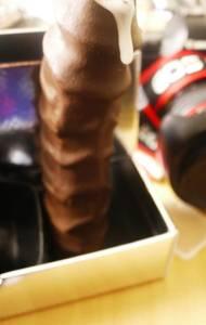 傳說中的巧克力陽具~開箱文來了