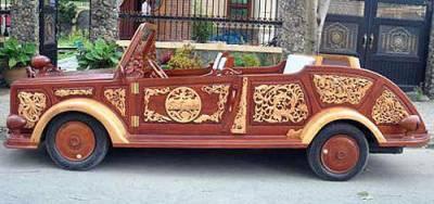 《越南第一輛木頭車》其實骨子裡是台BMW?
