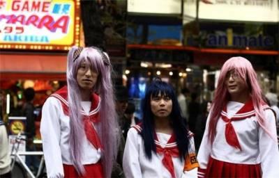 44張奇葩照片證明,日本真是一個瘋狂的國度!