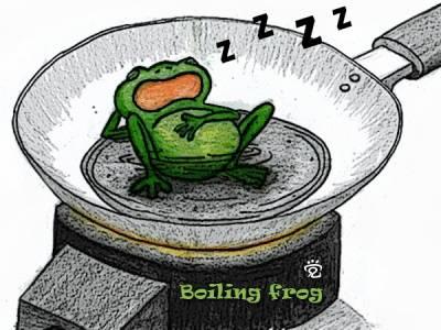 【震驚】傳了這麼多年的「溫水煮青蛙」,竟然是假的!