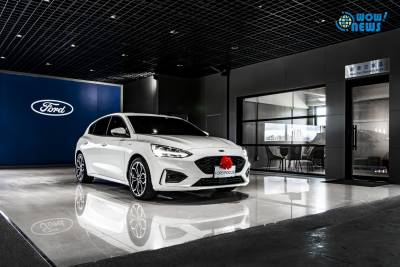 九和汽車台北忠孝據點升級嶄新交車中心 提升服務迎接車主加入Ford大家庭