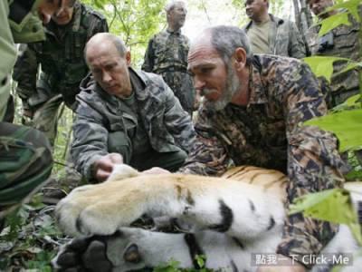 戰鬥民族《俄國總統普丁》的日常...根本是十項全能硬漢!