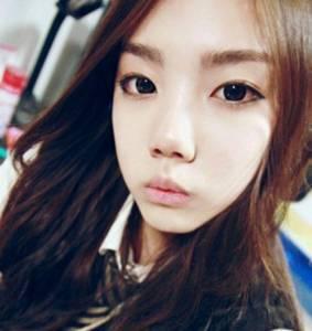 韓國10幾歲少女的流行髮型~