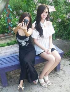 韓國正翻娃娃女《金花智》~不動還以為是人型娃娃呦