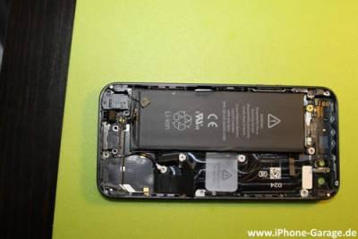 蘋果iPhone 5首發不專業「分屍」照嘗鮮看啦 誤