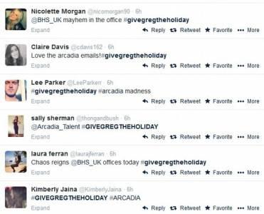 【全國注目】英國一名保全請假單上Twitter,意外引來全國聲援 免費賭城機票送上門