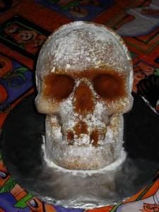 《死人骨頭蛋糕》自己動手作更好吃喔~
