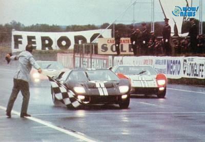 Ford GT40 傳奇不朽 Ford一如初衷以科技 安全 操駕樂趣伴隨人們邁向美好未來