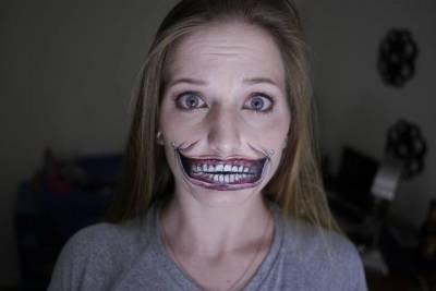 這位漂亮的女生,居然可以把自己變成這個樣子!?