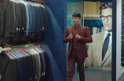 《愛的迫降》玄彬化身最帥保鑣!玄彬5套西裝造型,雅痞藍或經典黑,玄彬穿就只有帥氣