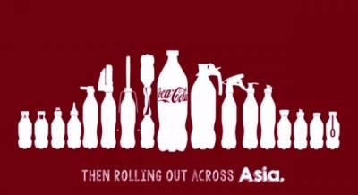 可口可樂還可以這樣喝!太有趣了~~~