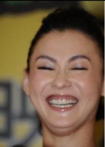 女神大笑形象盡毀!張柏芝朱茵嚇哭網友